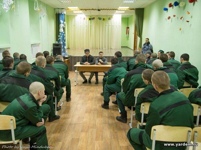 Илдар хазрат Баязитов совершил рабочую поездку в Пермь в колонию для малолетних преступников. Общие новости